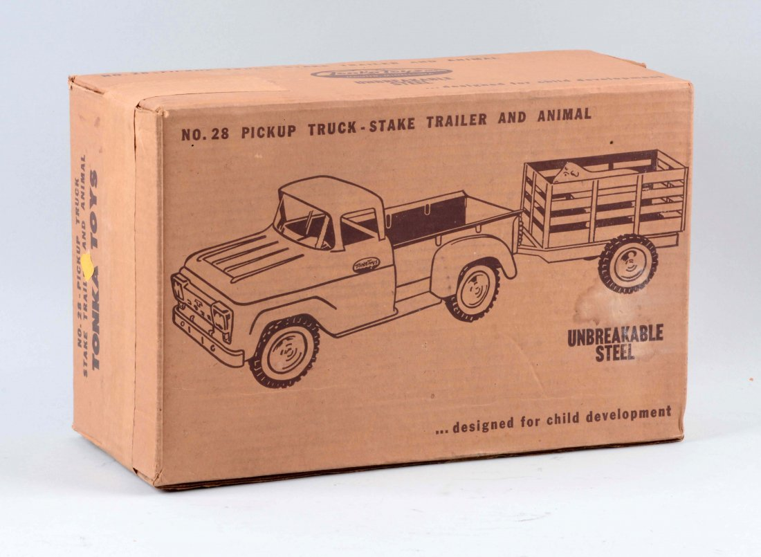 Tonka No. 28 Pick - Up Truck. - 2