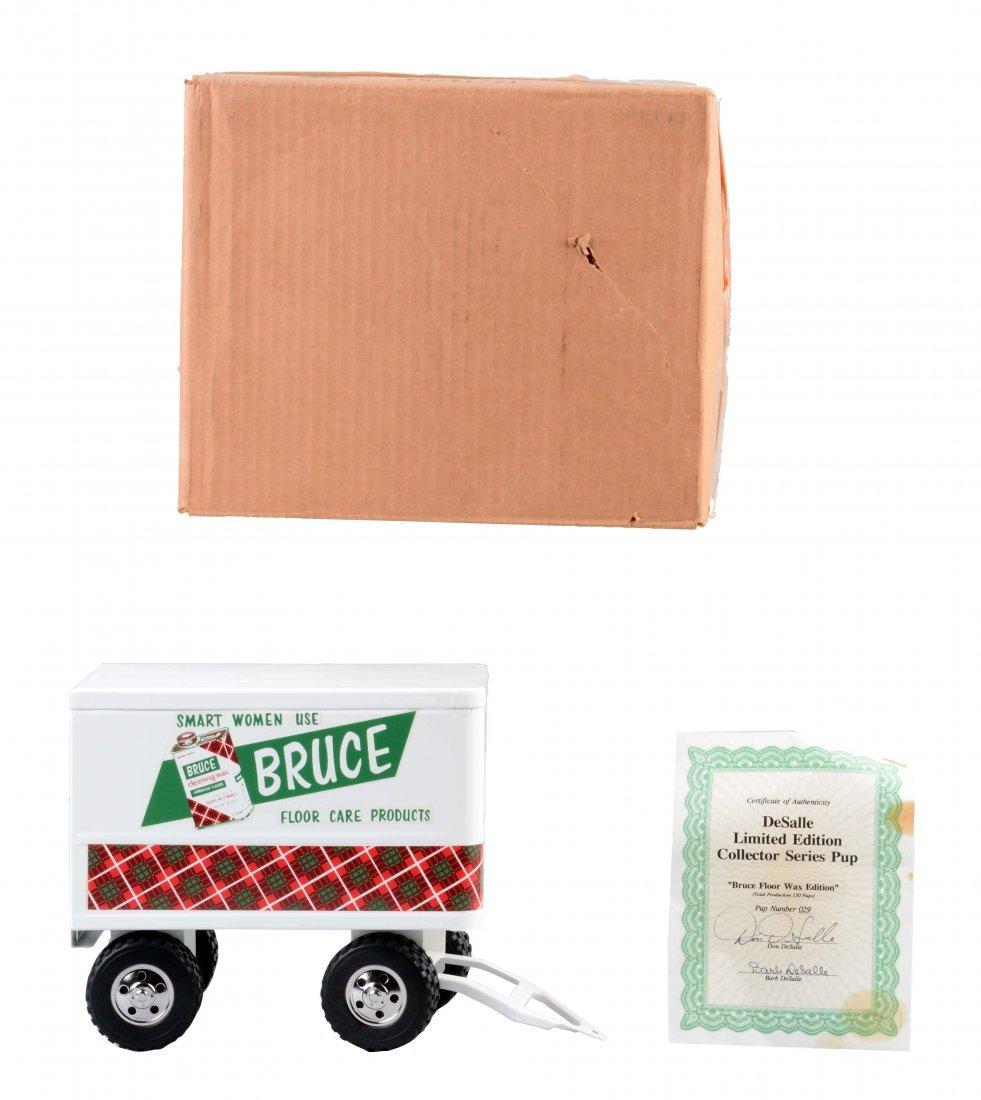 DeSalle Tonka Bruce Floor Wax Box Truck.