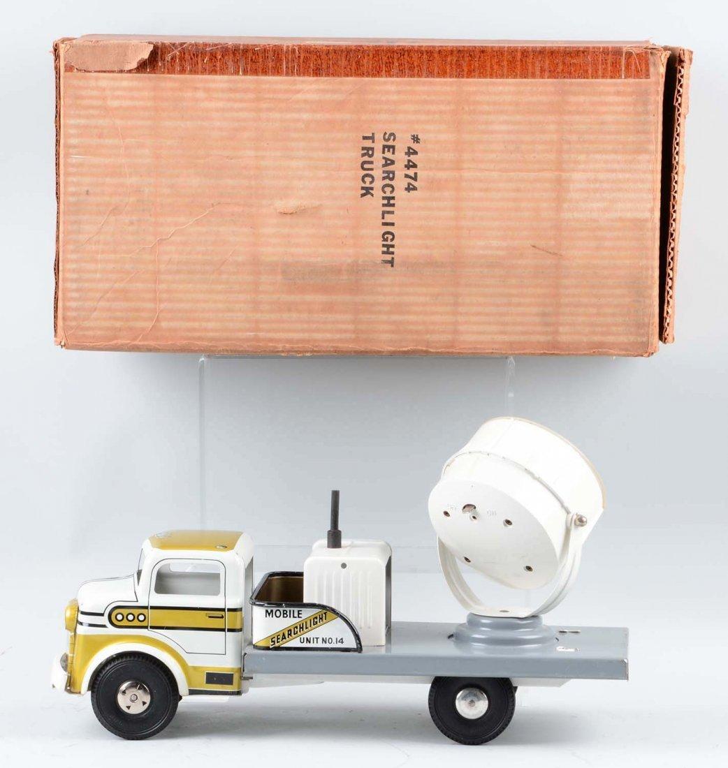 Marx Searchlight Truck No. 4474. - 2