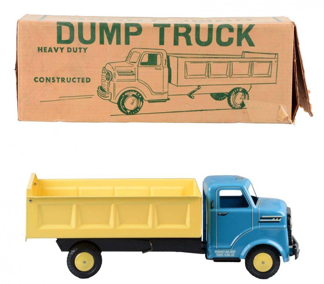 Marx Dump Truck No. 1080.