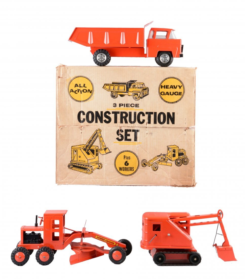 Marx Construction Set No. 5105.
