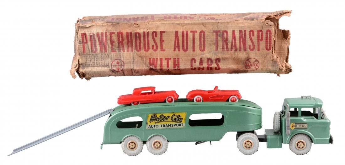 Marx Power House Motor City Auto-Transport.