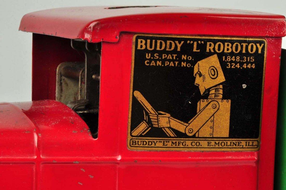 Pressed Steel Buddy L Robotoy Dump Truck. - 5