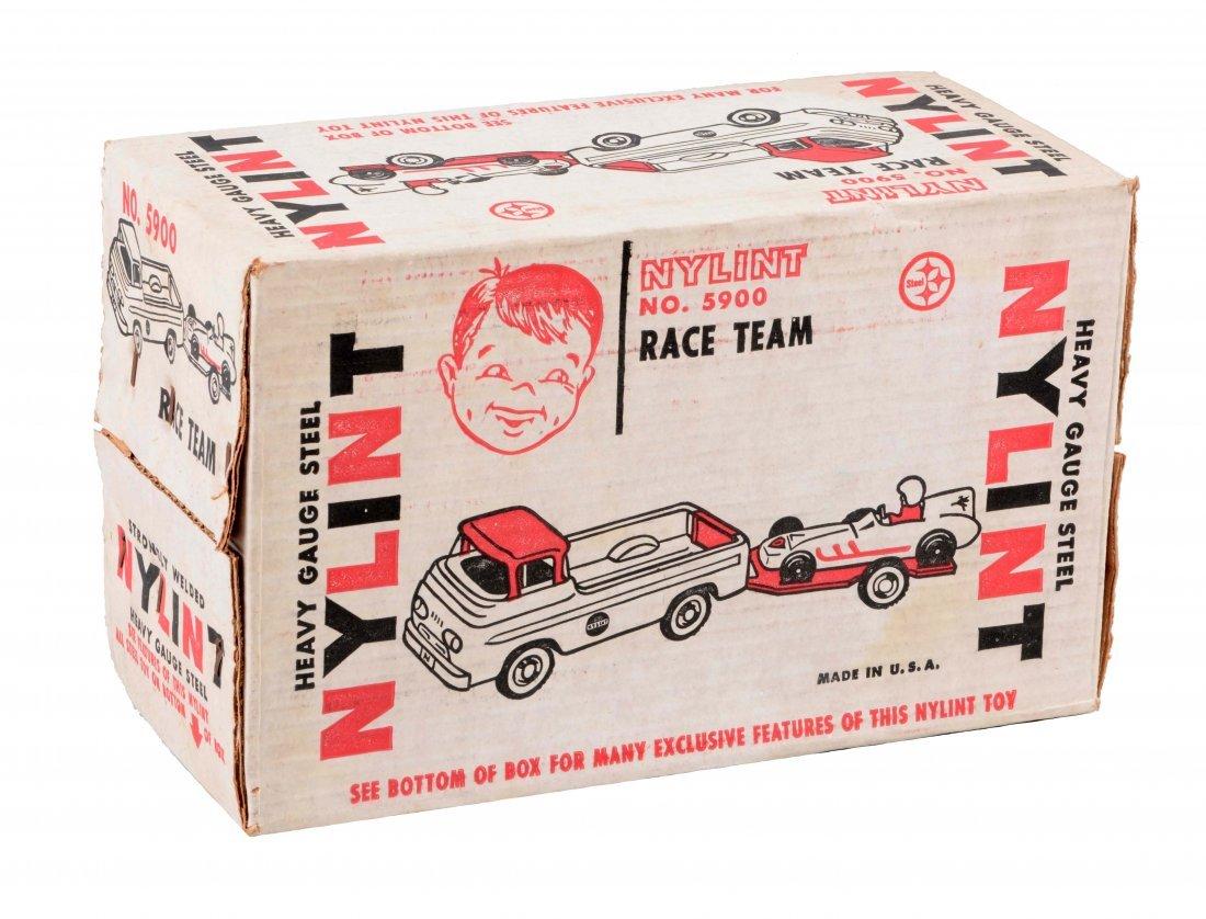 Nylint Race Team Set  No. 5900.