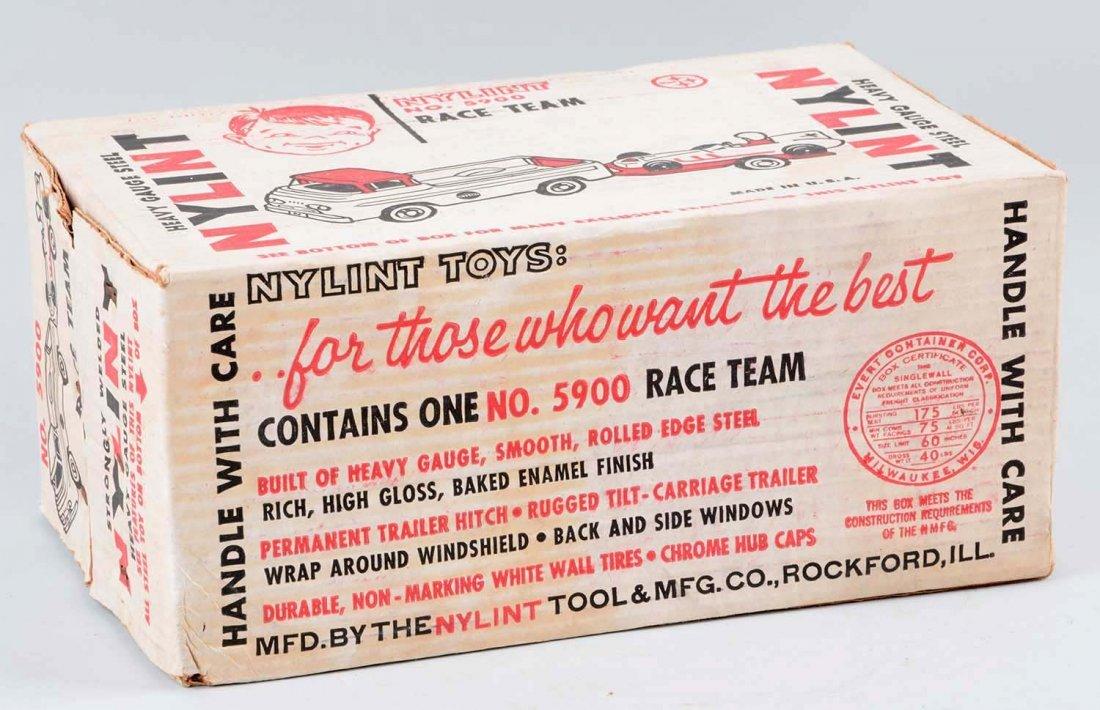 Nylint Race Team Set  No. 5900. - 4