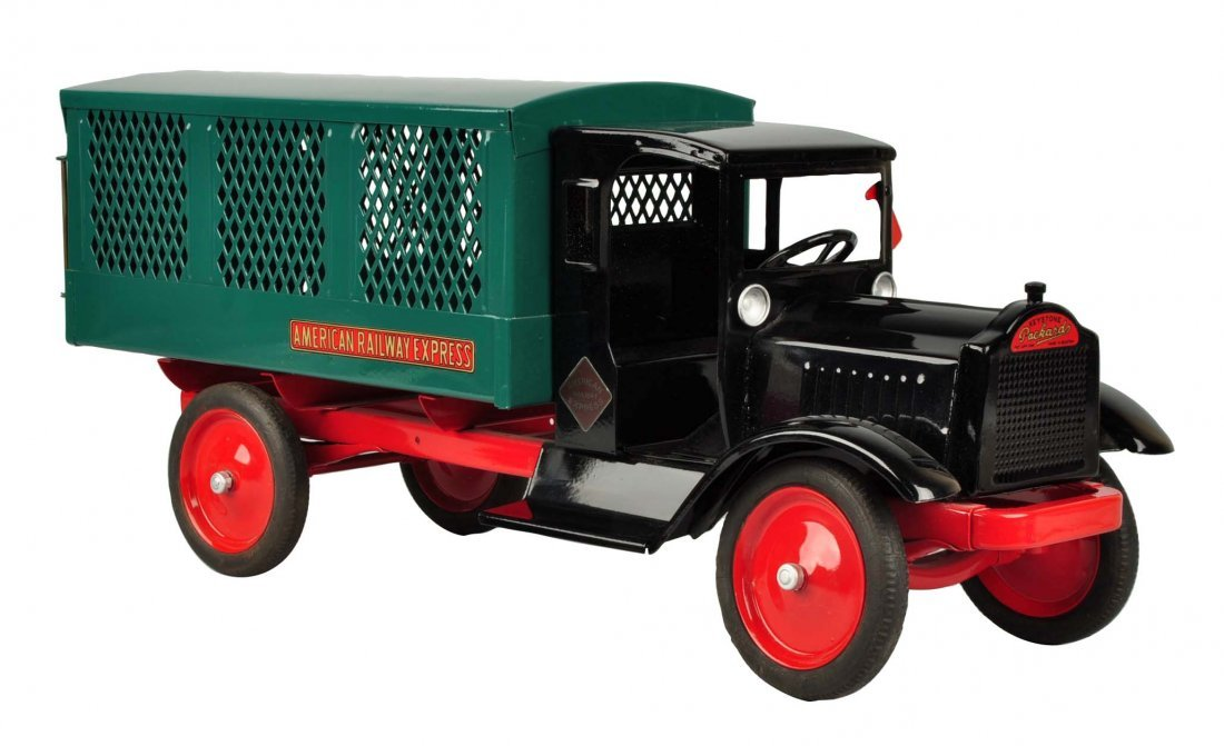 Pressed Steel Keystone Amer. Railway Express Truck