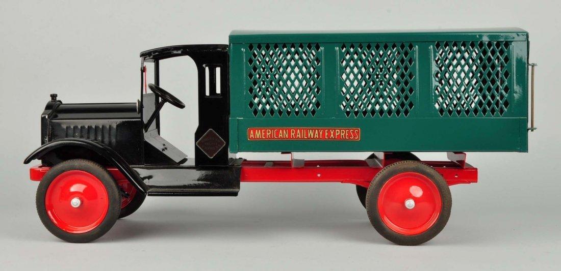 Pressed Steel Keystone Amer. Railway Express Truck - 4