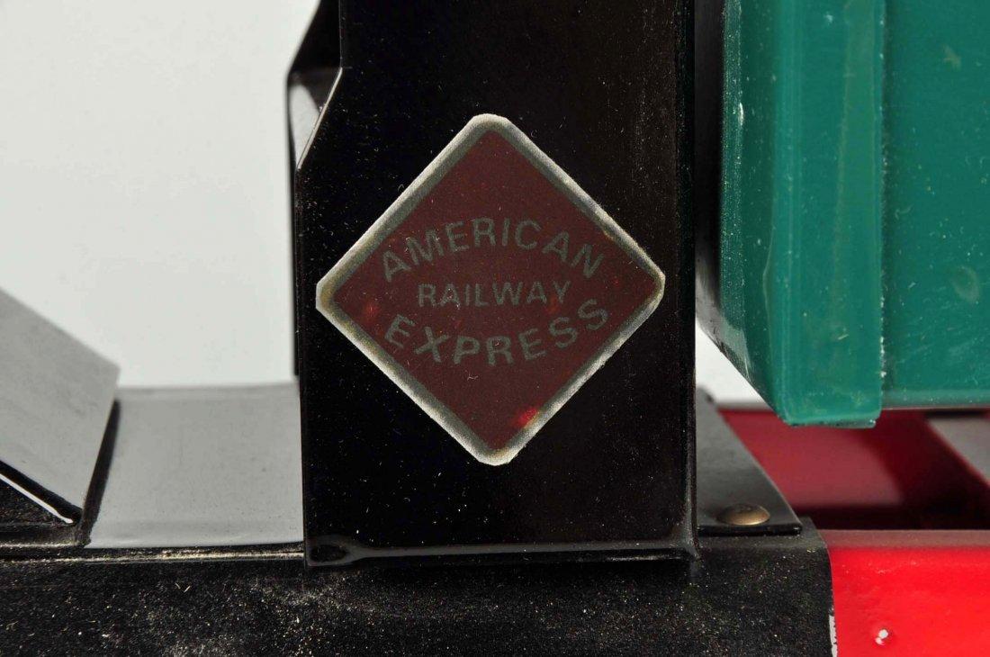 Pressed Steel Keystone Amer. Railway Express Truck - 5