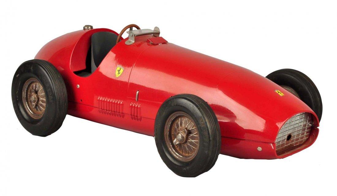 Pressed Steel Italian Toschi Ferrari Automobile.