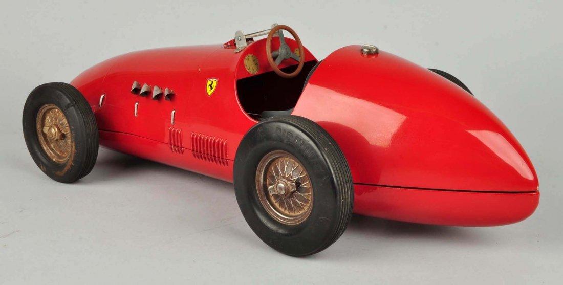 Pressed Steel Italian Toschi Ferrari Automobile. - 2