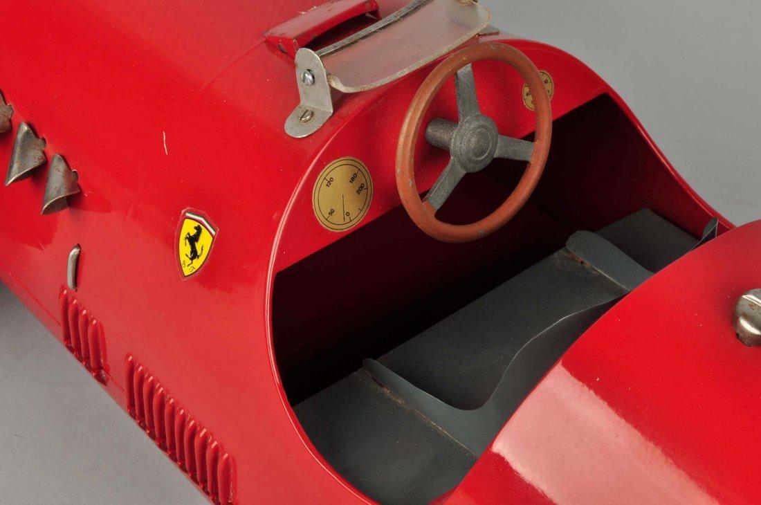 Pressed Steel Italian Toschi Ferrari Automobile. - 8