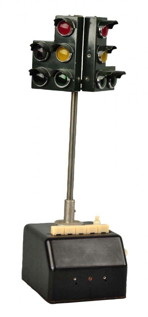 Unusual German Traffic Light Training School Device.