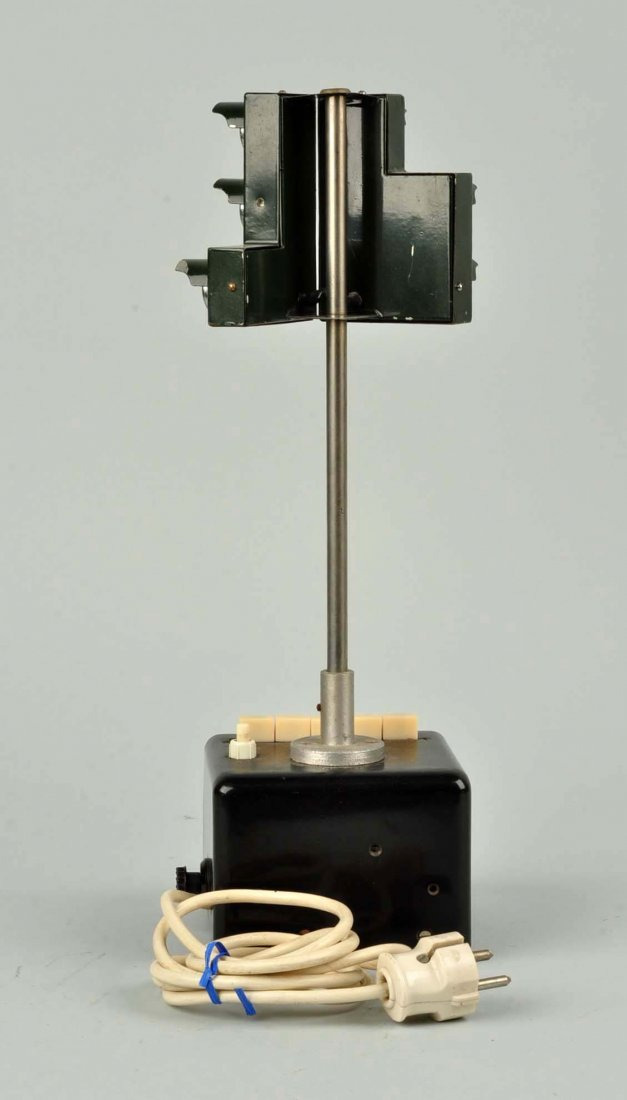 Unusual German Traffic Light Training School Device. - 2