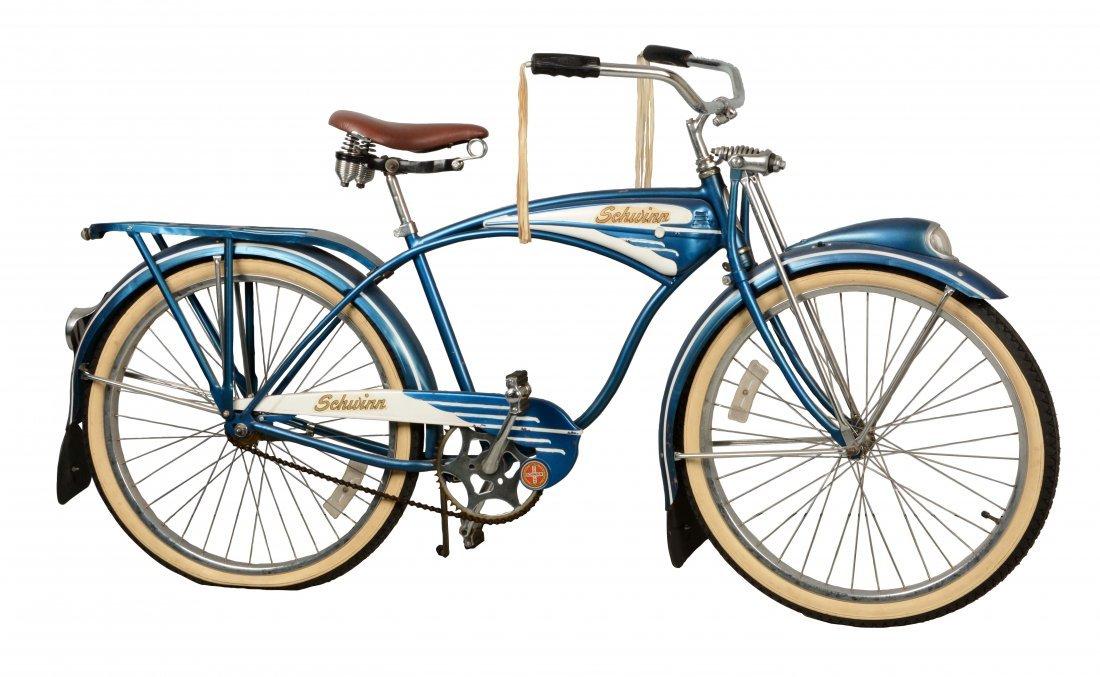 Schwinn Men's Balloon Tire Bicycle.