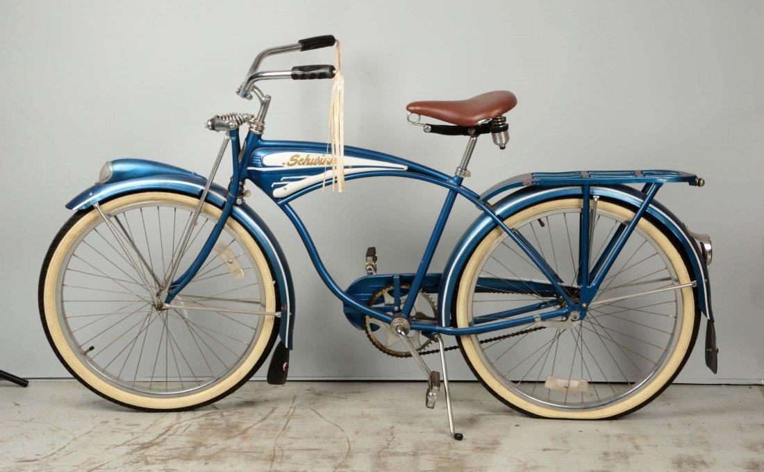 Schwinn Men's Balloon Tire Bicycle. - 2