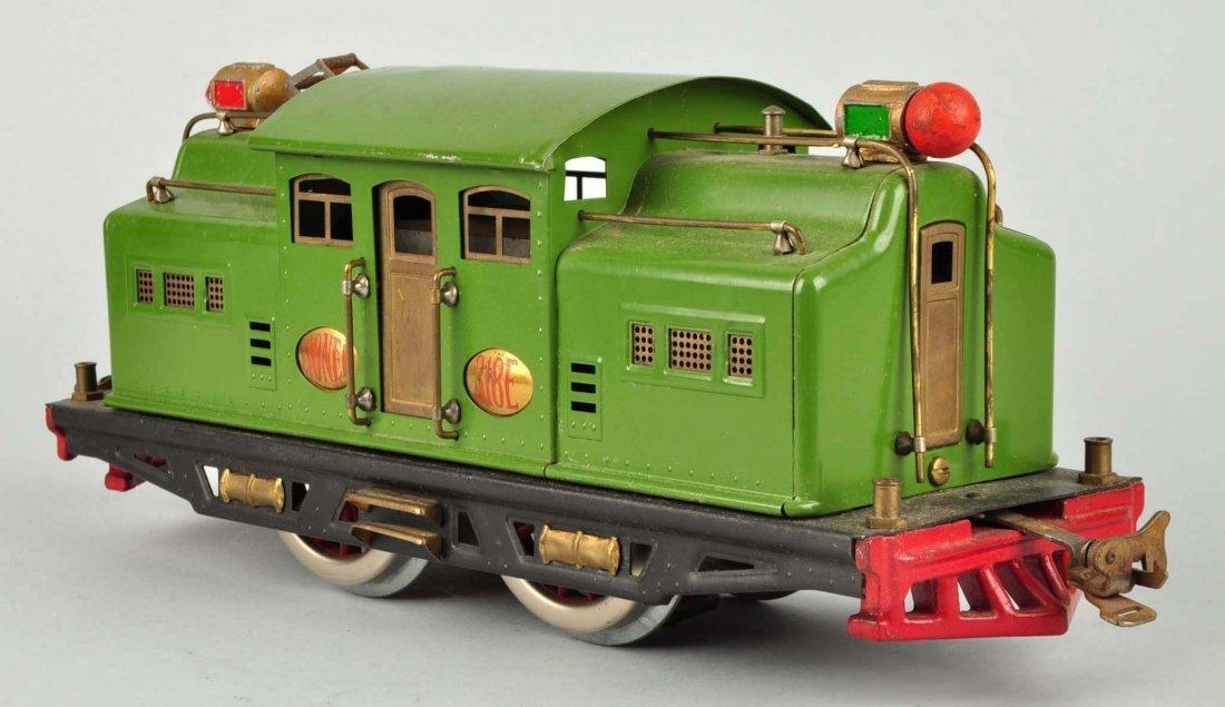 Lot of 4: Lionel No. 318E & Passenger Cars. - 3