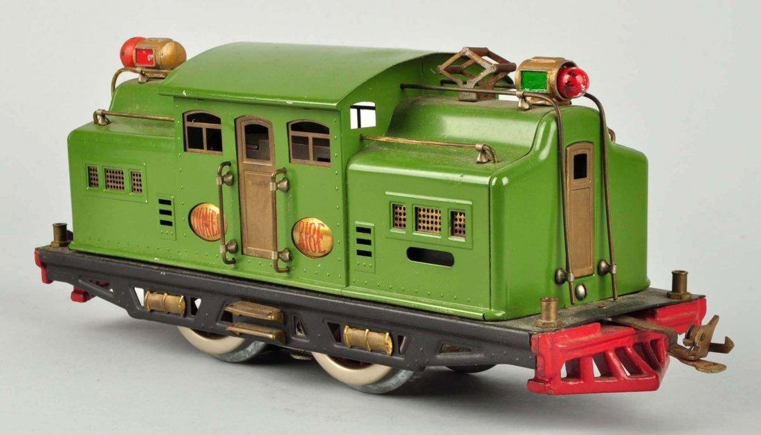 Lot of 4: Lionel No. 318E & Passenger Cars. - 4