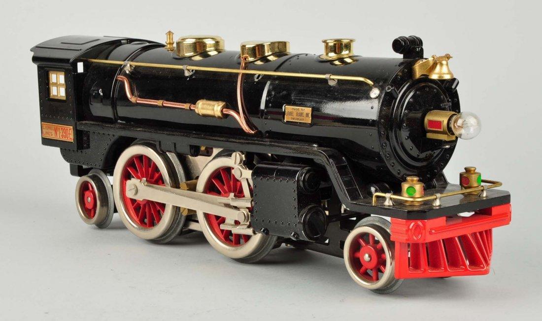 Lionel #390E Locomotive & Tender. - 3