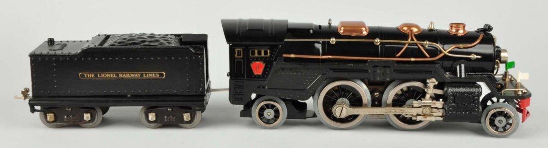 Lionel No 1835 Locomotive & 1835 W Tender.