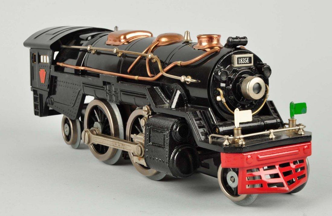 Lionel No 1835 Locomotive & 1835 W Tender. - 3