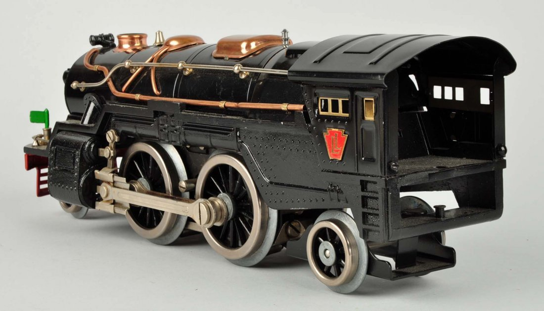 Lionel No 1835 Locomotive & 1835 W Tender. - 4