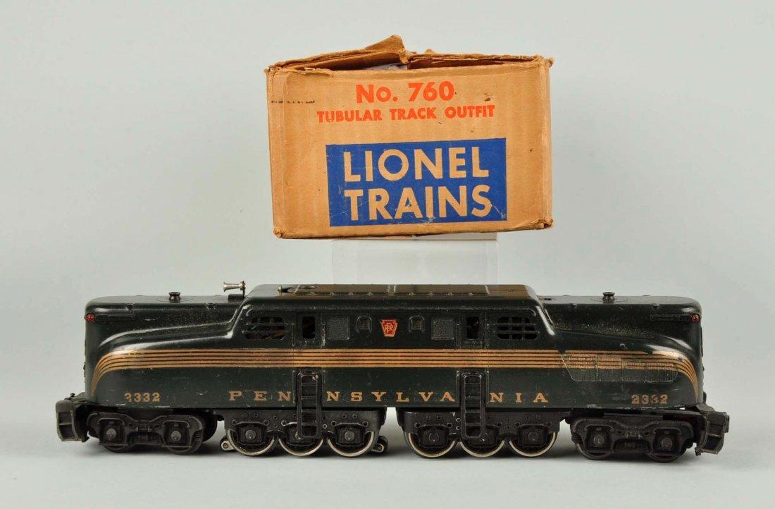 Lionel No. 2332 GG-1 Locomotive. - 2