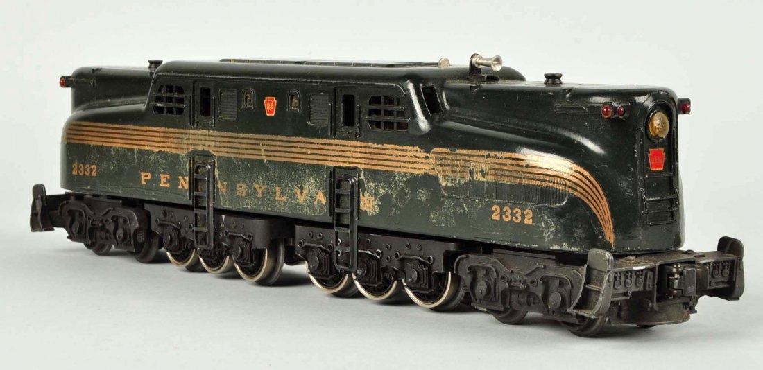 Lionel No. 2332 GG-1 Locomotive. - 4
