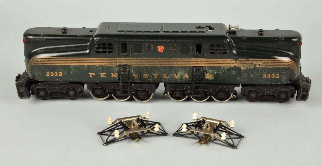 Lionel No. 2332 GG-1 Locomotive. - 5