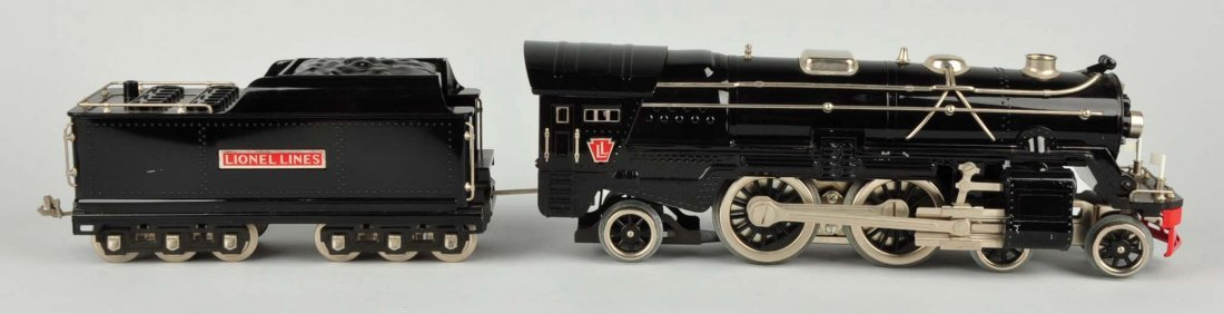 MTH Reproduction of a Lionel #392E Set.