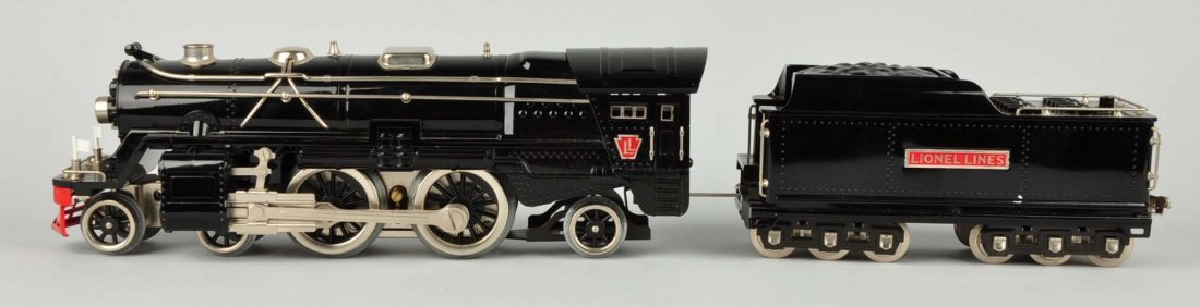 MTH Reproduction of a Lionel #392E Set. - 2