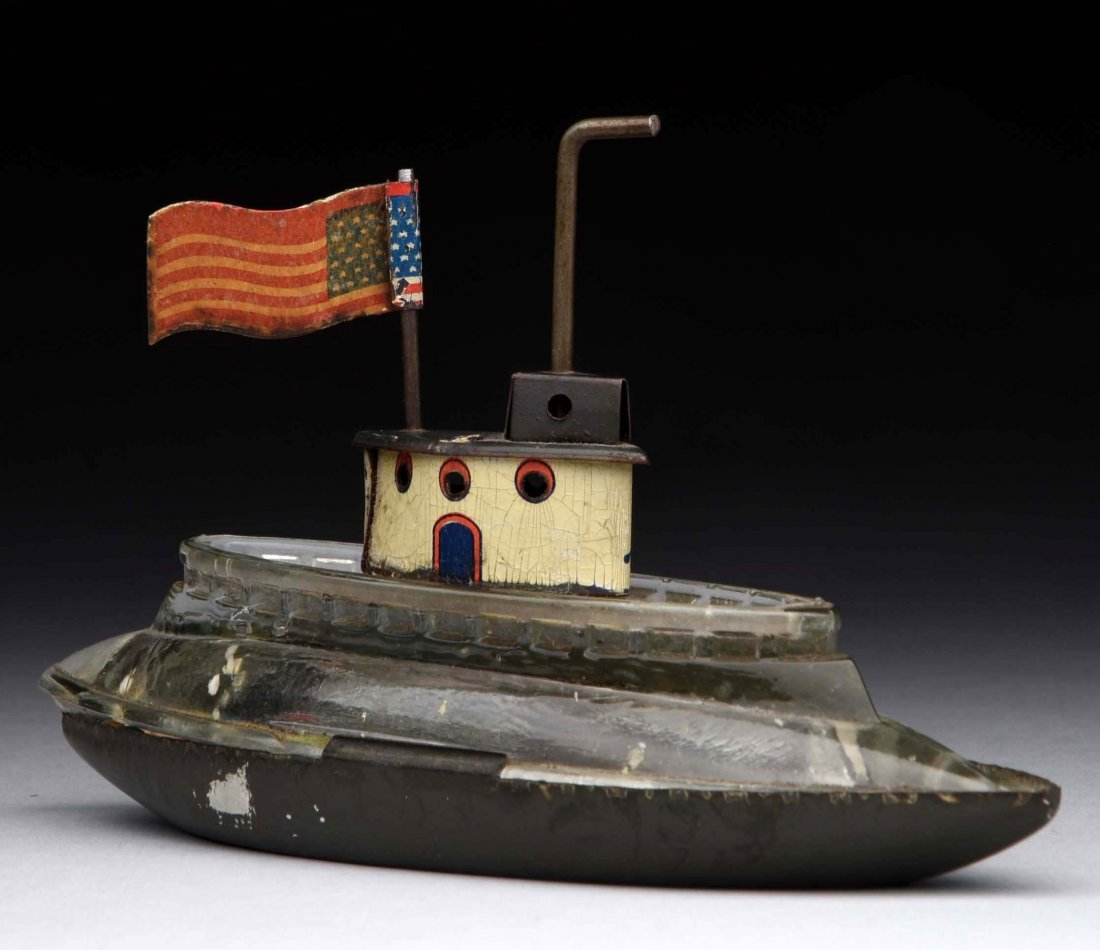 Submarine Candy Container. - 2