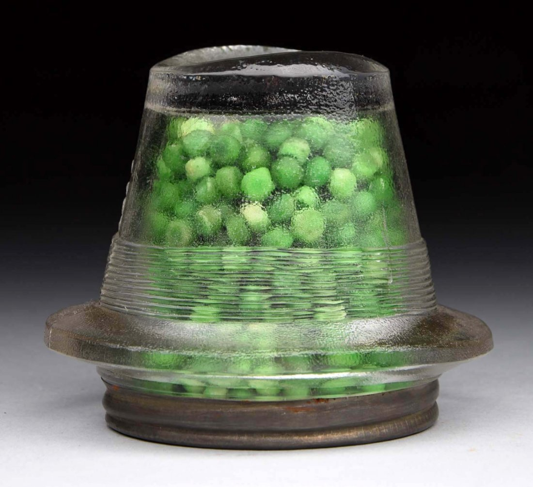 Irish Hat Candy Container. - 2