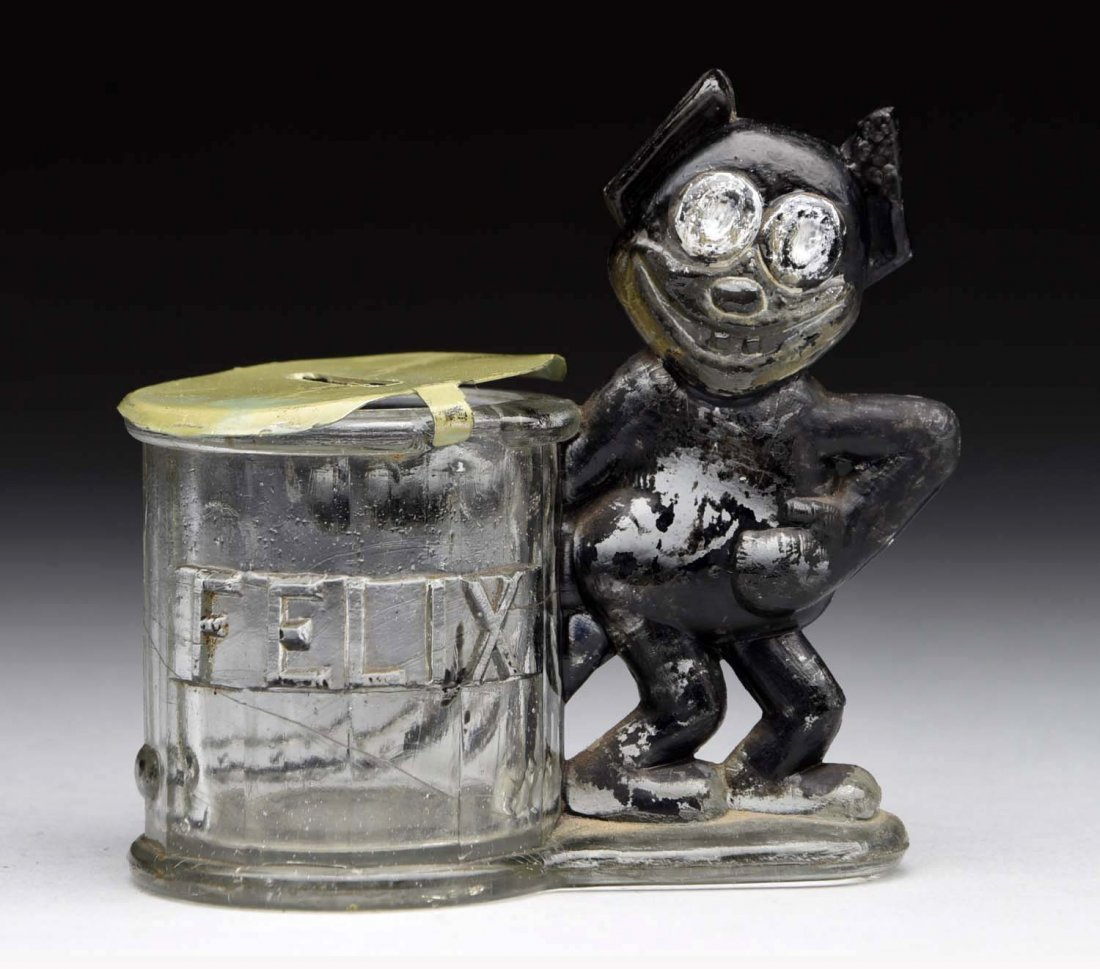 Felix by Barrel Candy Container.