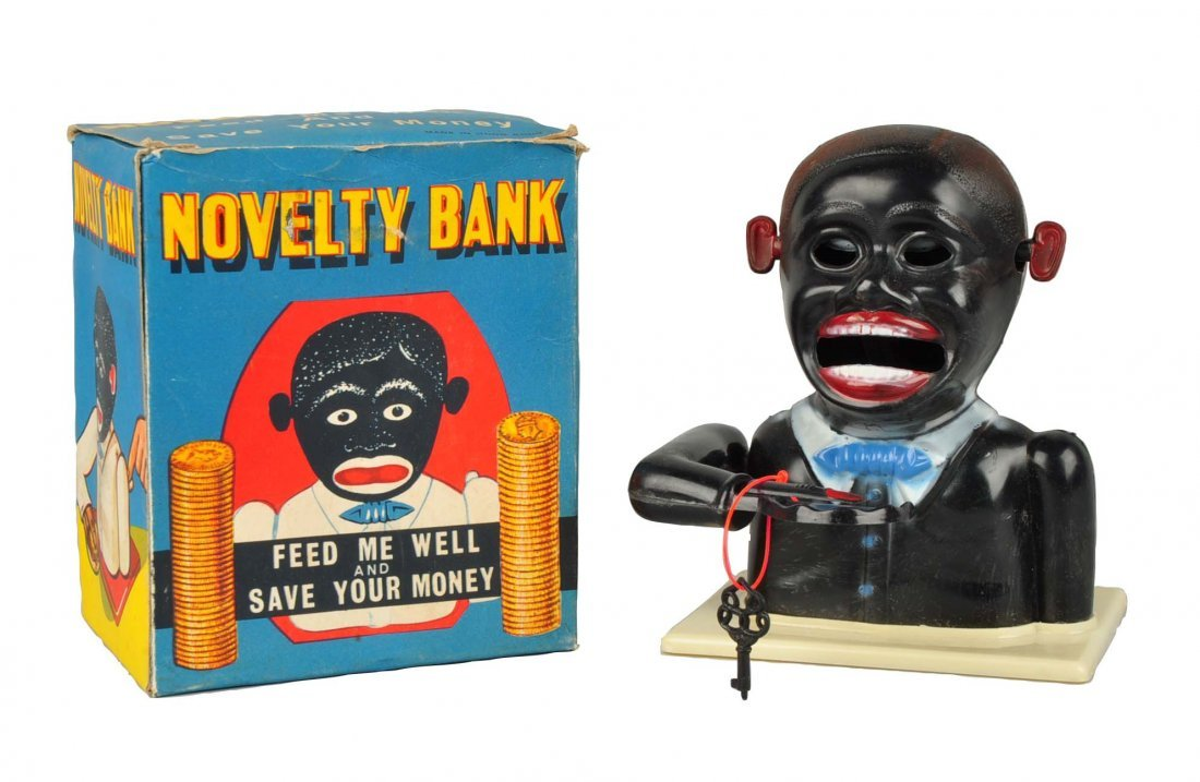 Novelty Bank Mechanical Bank.