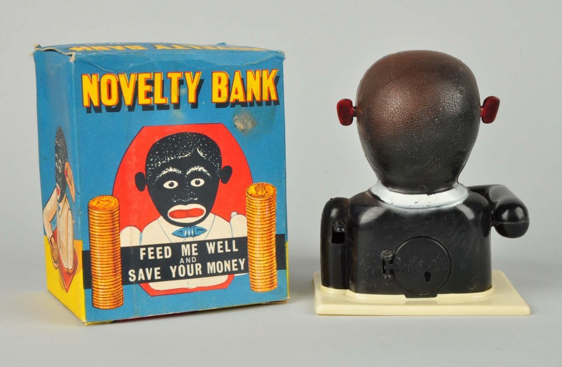 Novelty Bank Mechanical Bank. - 2