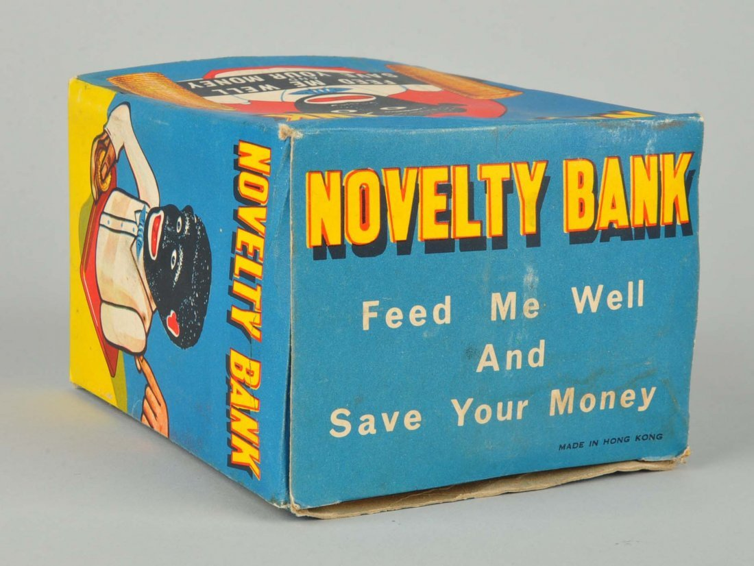 Novelty Bank Mechanical Bank. - 4