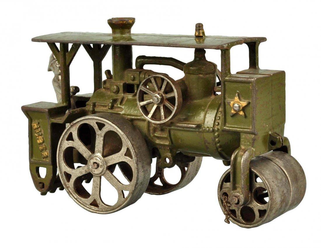 Cast Iron Huber Steam Roller.