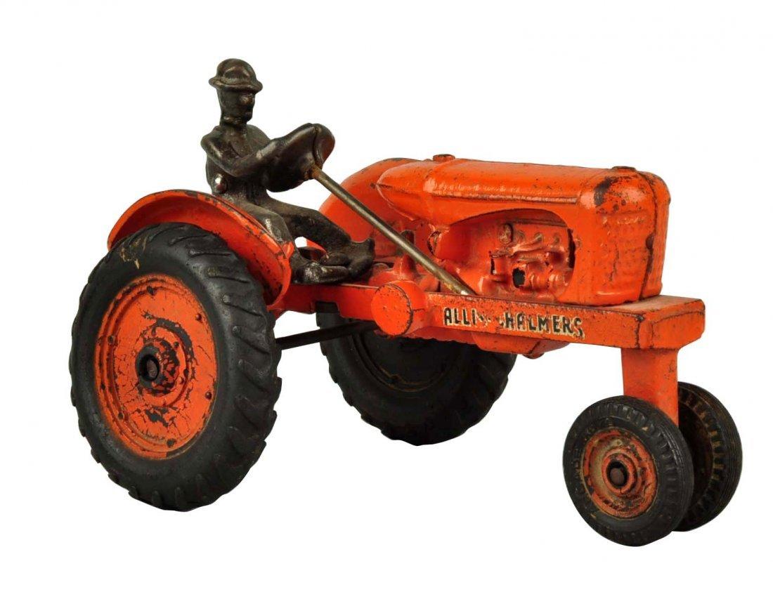 Arcade Allis Chalmers Tractor.