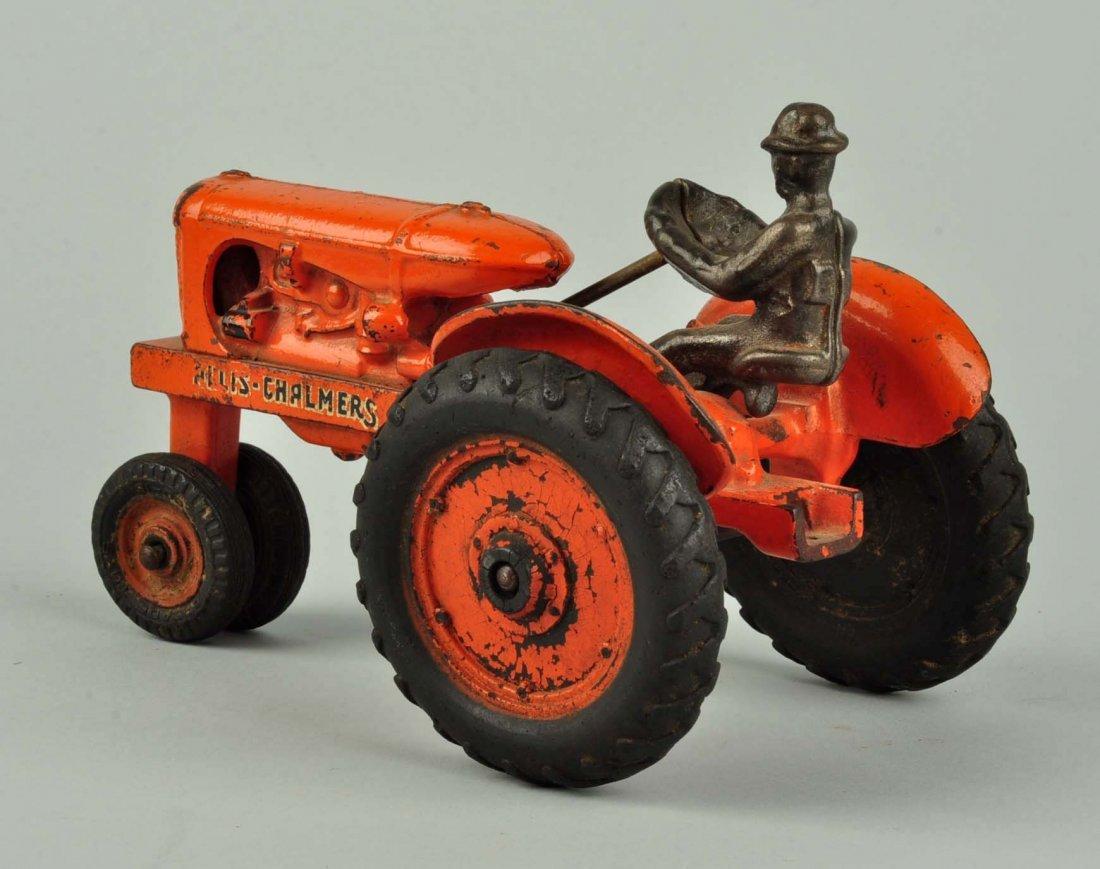 Arcade Allis Chalmers Tractor. - 2