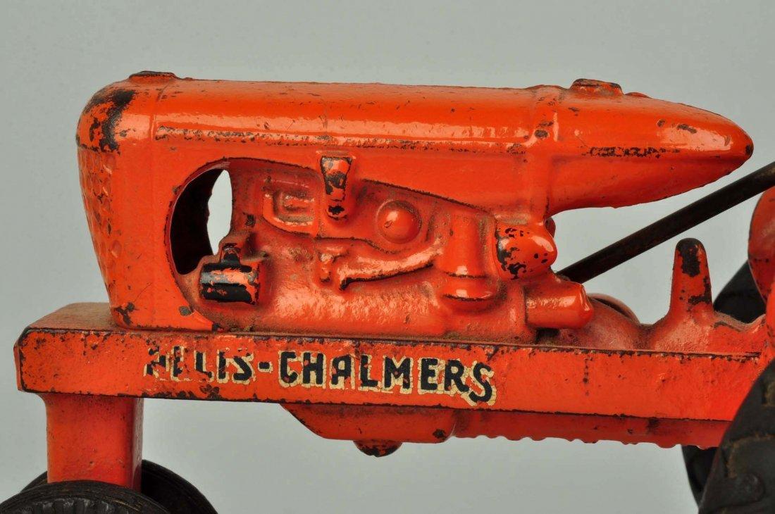 Arcade Allis Chalmers Tractor. - 4