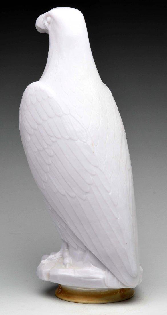 "White Eagle ""Full Feather"" OPC Globe. - 2"