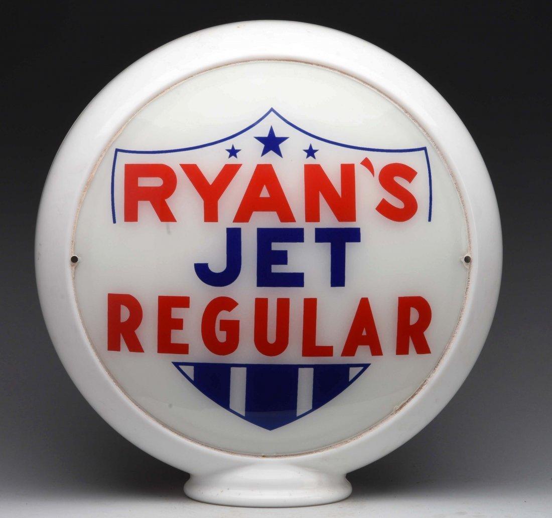 """Ryan's Jet Regular 13-1/2"""" Globe Lenses."""