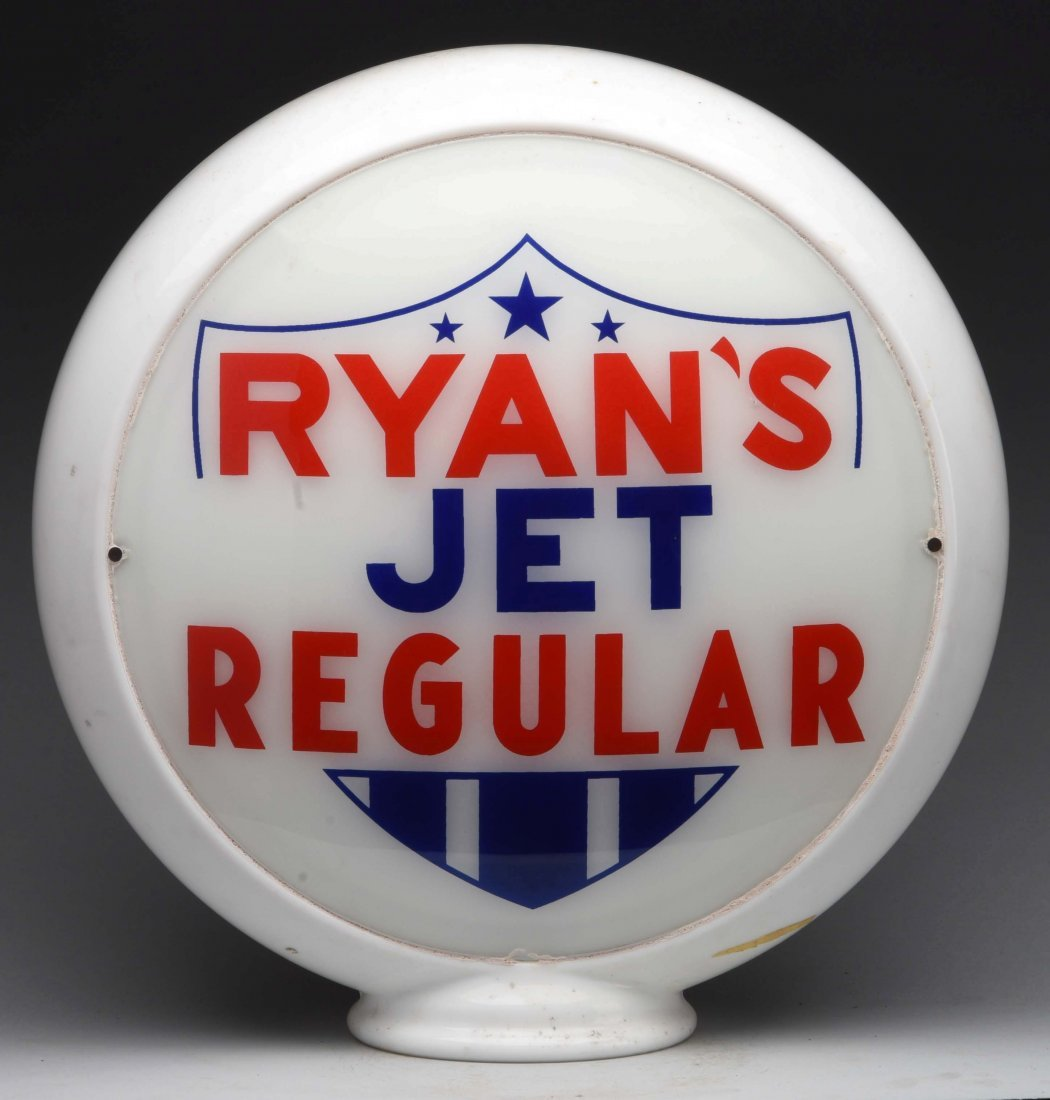 """Ryan's Jet Regular 13-1/2"""" Globe Lenses. - 2"""