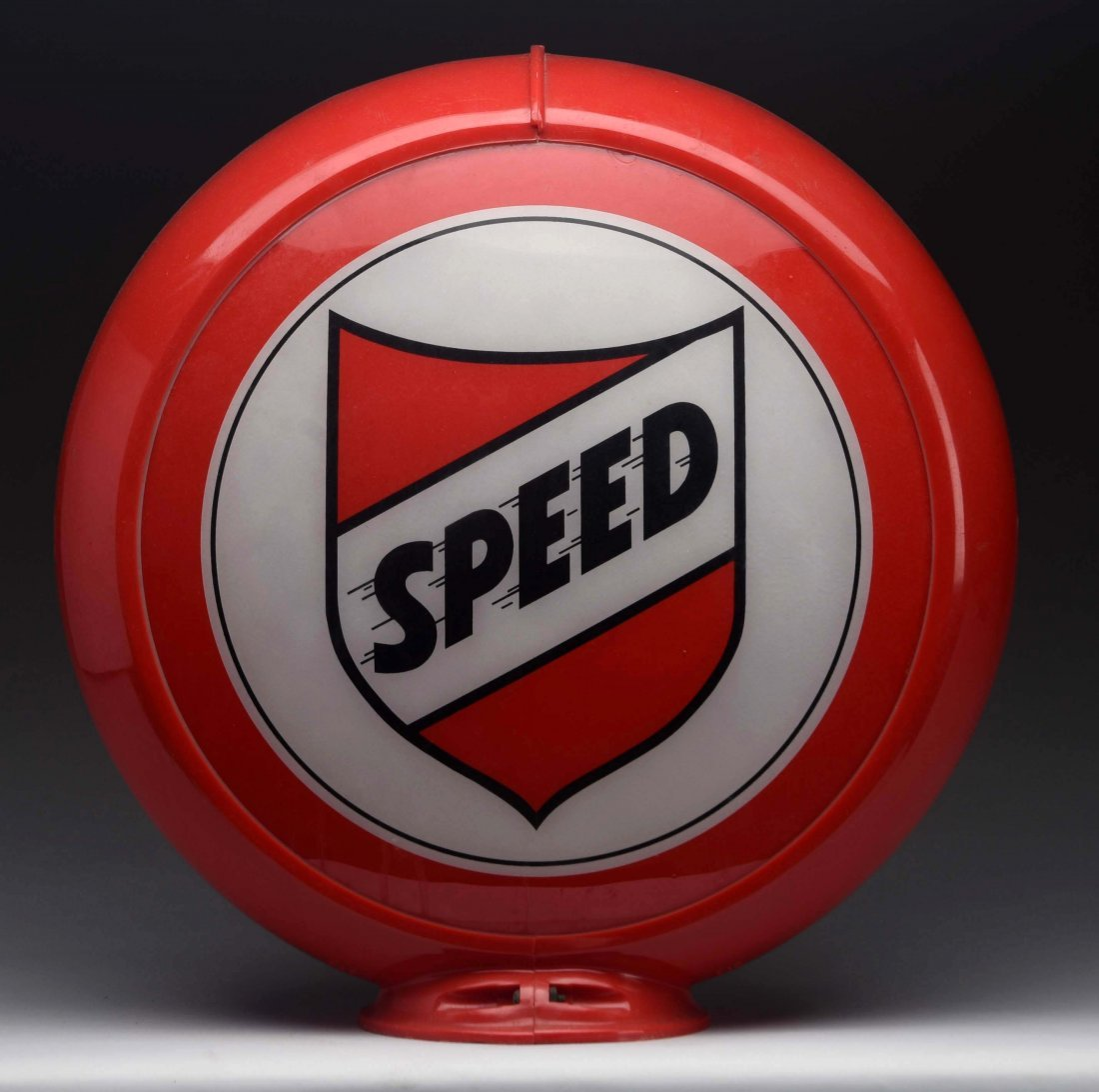 "Speed (Bay) 13-1/2"" Globe Lenses."