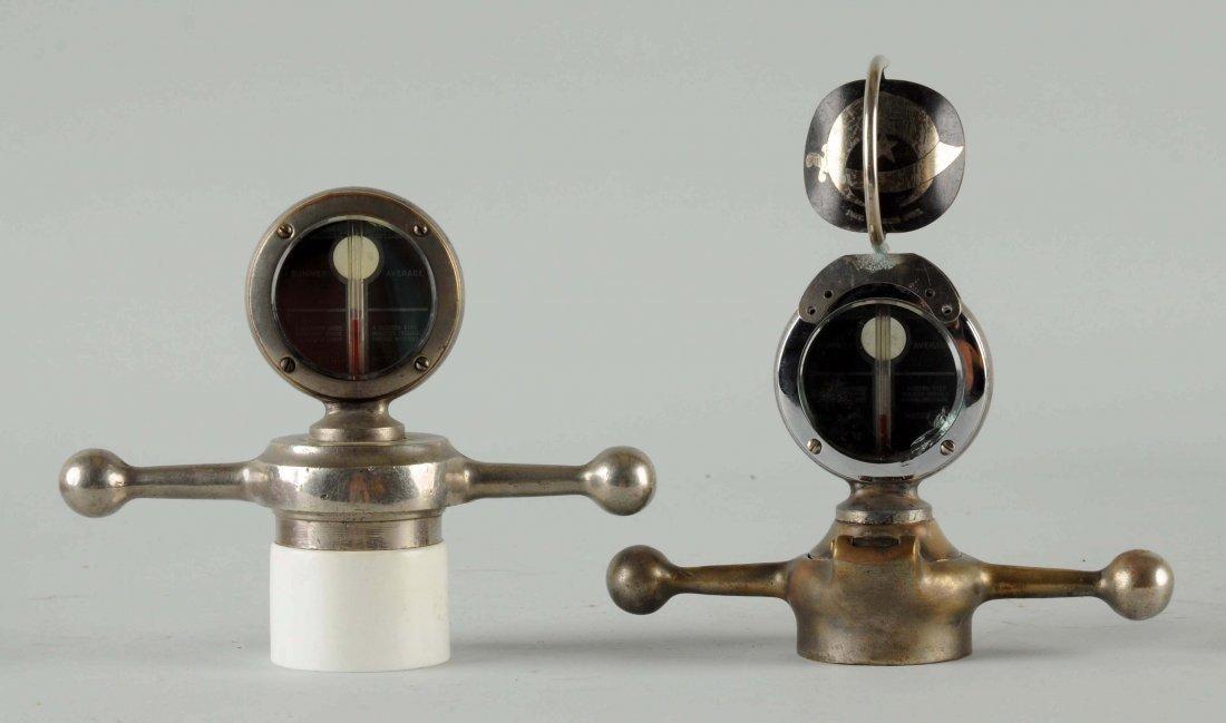 Lot of 2: Nash & Durrant Motometers. - 2