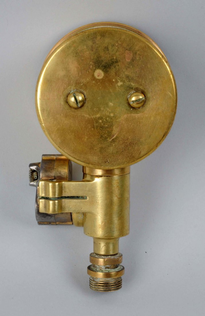 Early Brass Jones Speedometer. - 2