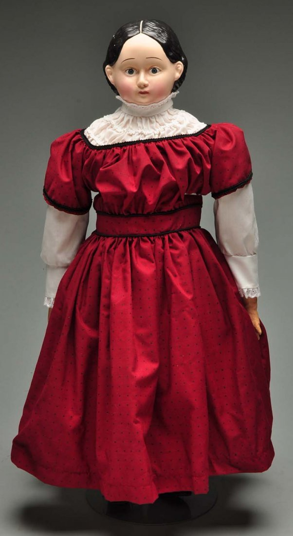Reproduction Greiner Doll. - 2