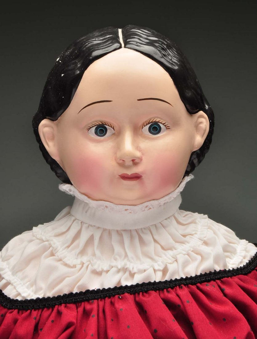 Reproduction Greiner Doll. - 3