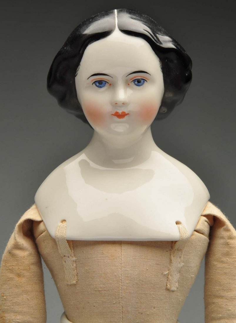 """18-1/2"""" Reproduction China Doll. - 2"""