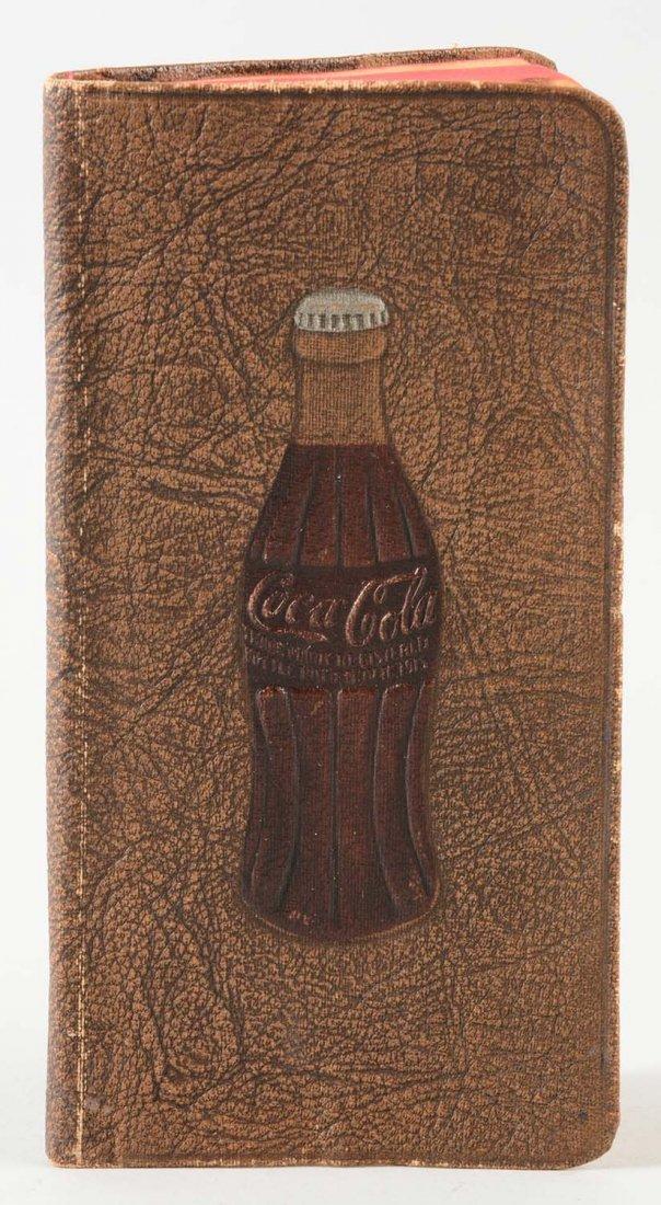1925 - 1926 Coke Date Book.
